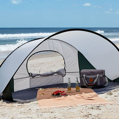 Picnic Time Sun Shelter Pop-Up Tent