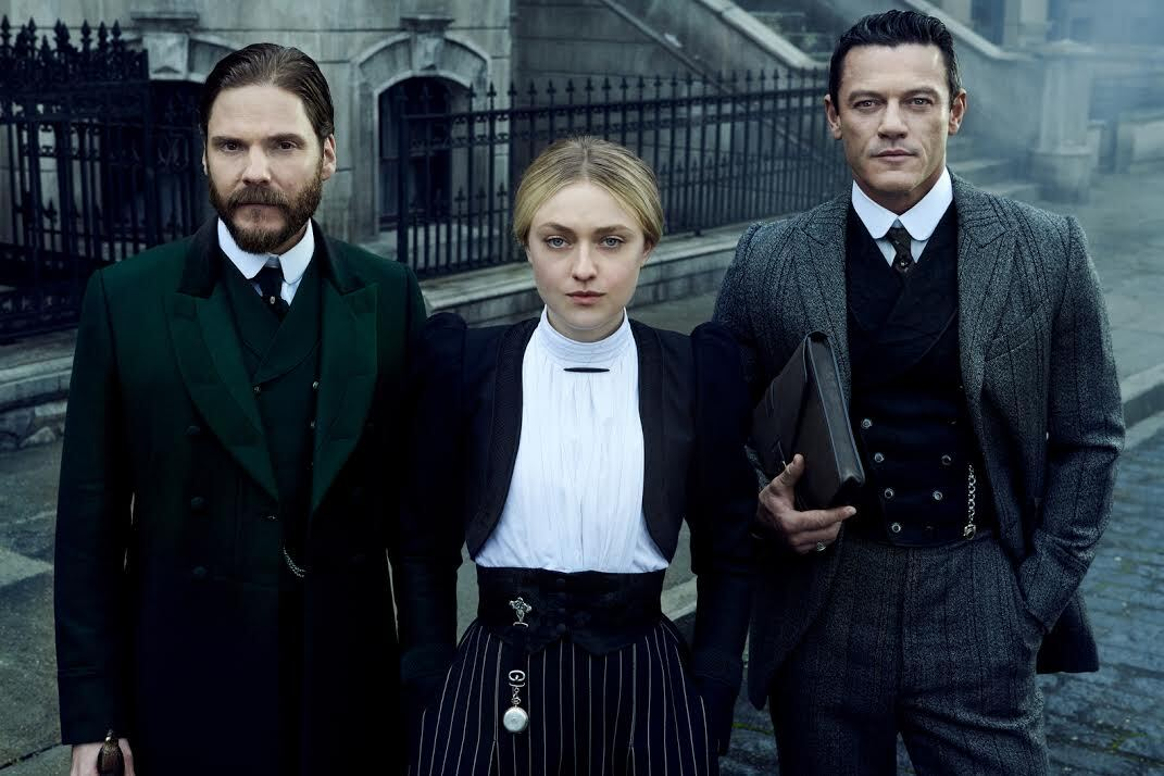 """The stars of """"The Alienist"""""""
