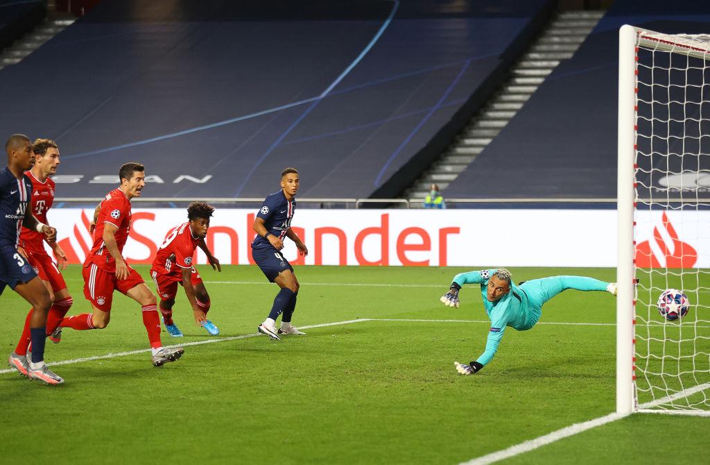 Bayern Munich Beats Psg Wins Uefa Champions League Insidehook