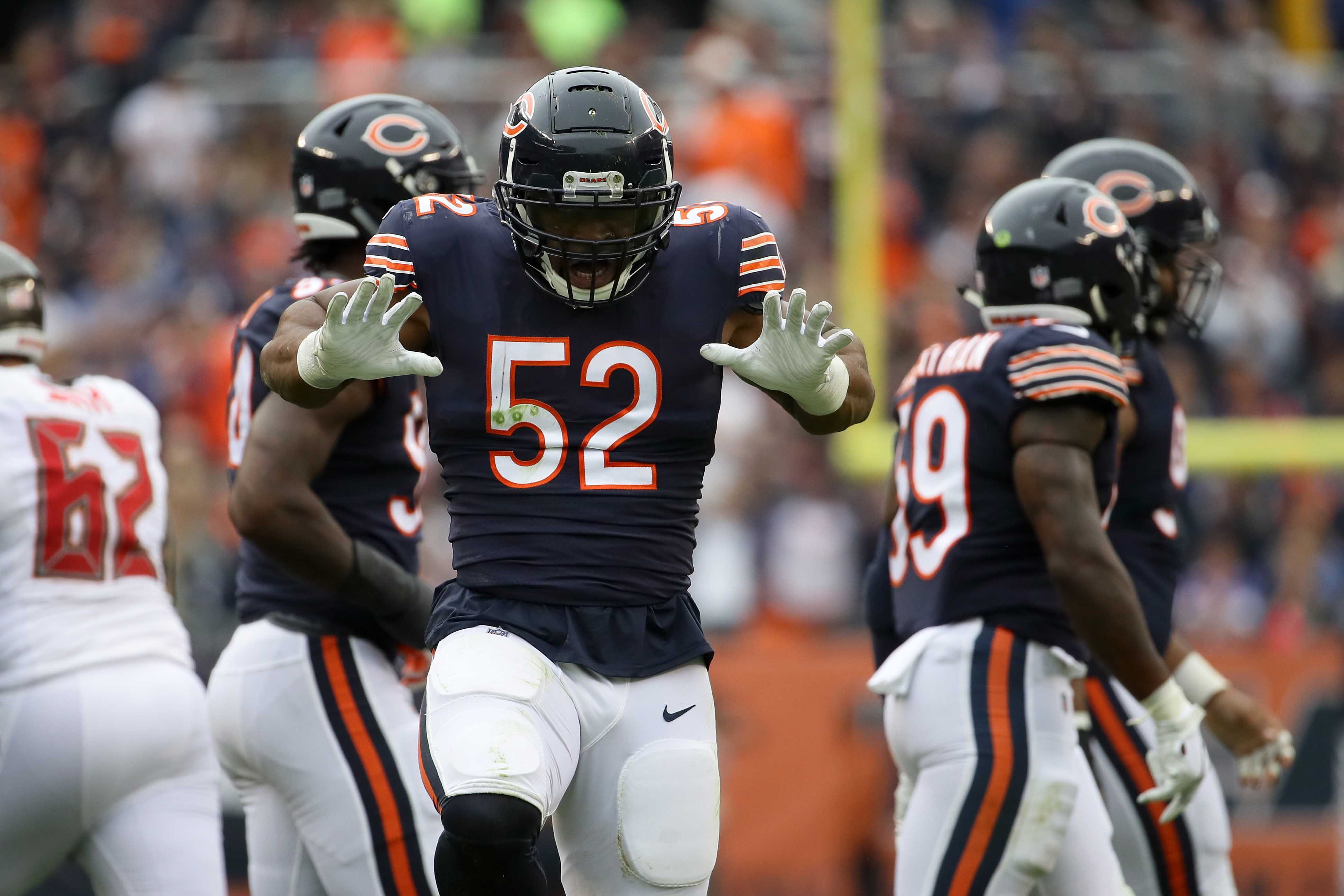chicago bears uniforms 2020