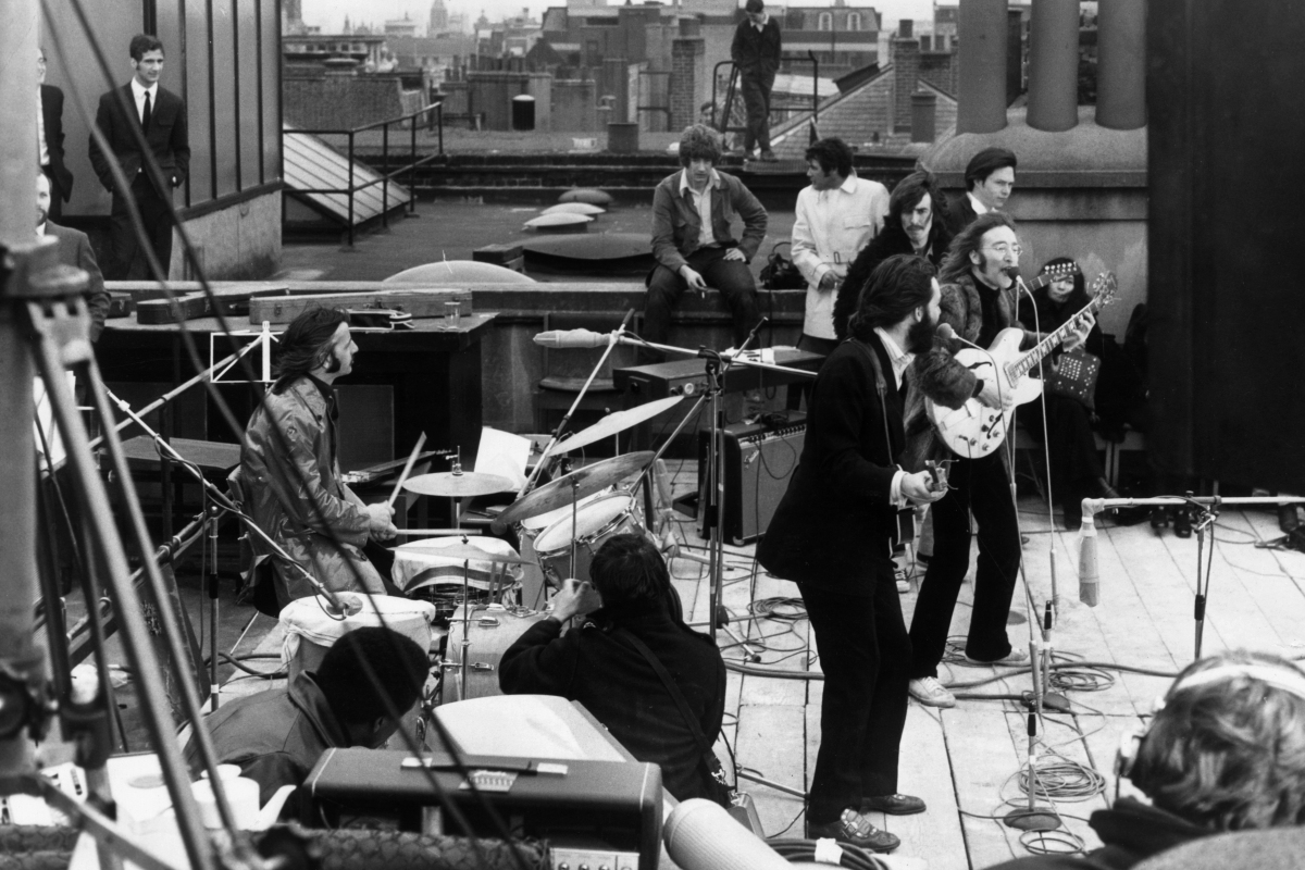 beatles last concert apple rooftop