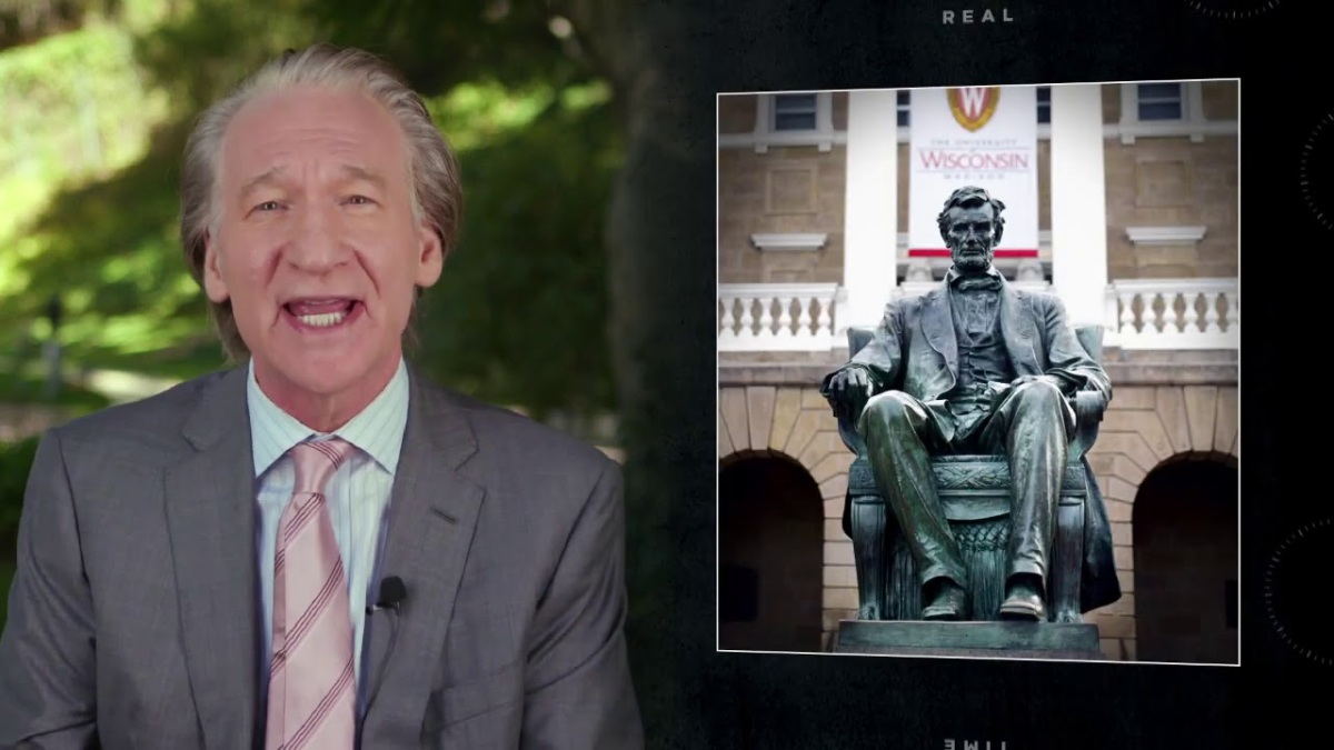 """On the Latest """"Real Time,"""" Bill Maher Explores the Future of Football"""