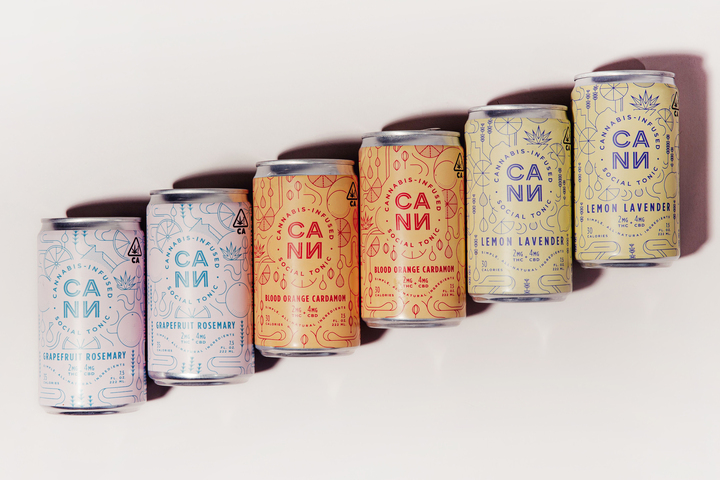 Cans of Cann