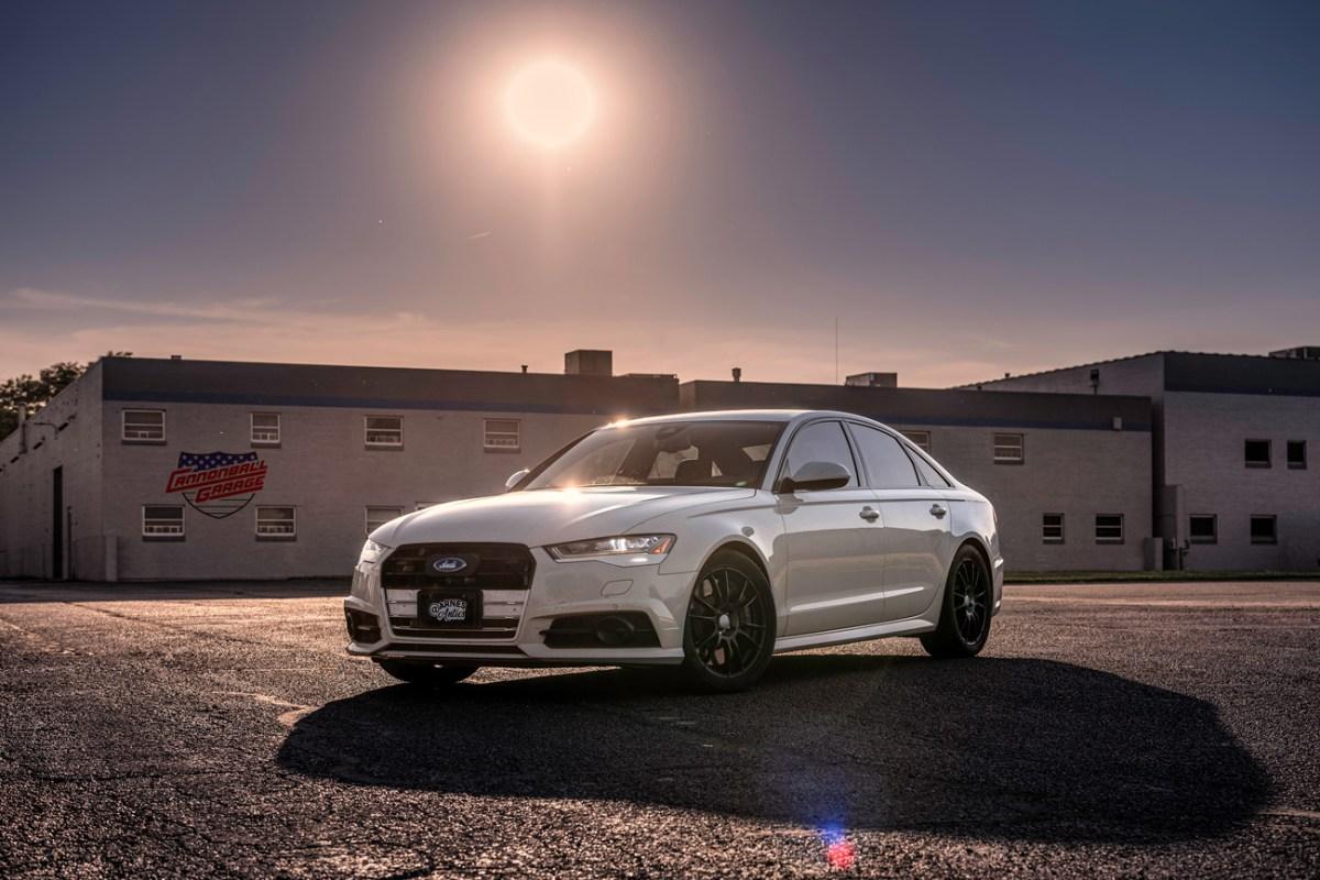 Modified Audi S6