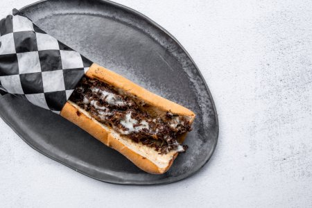 ghostburger cheesesteak
