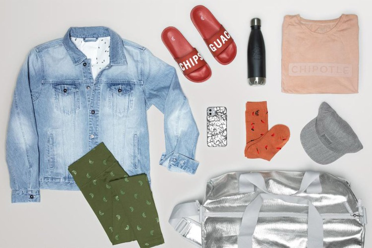 Chipotle Now Makes Apparel, and It's Actually Kinda Awesome?