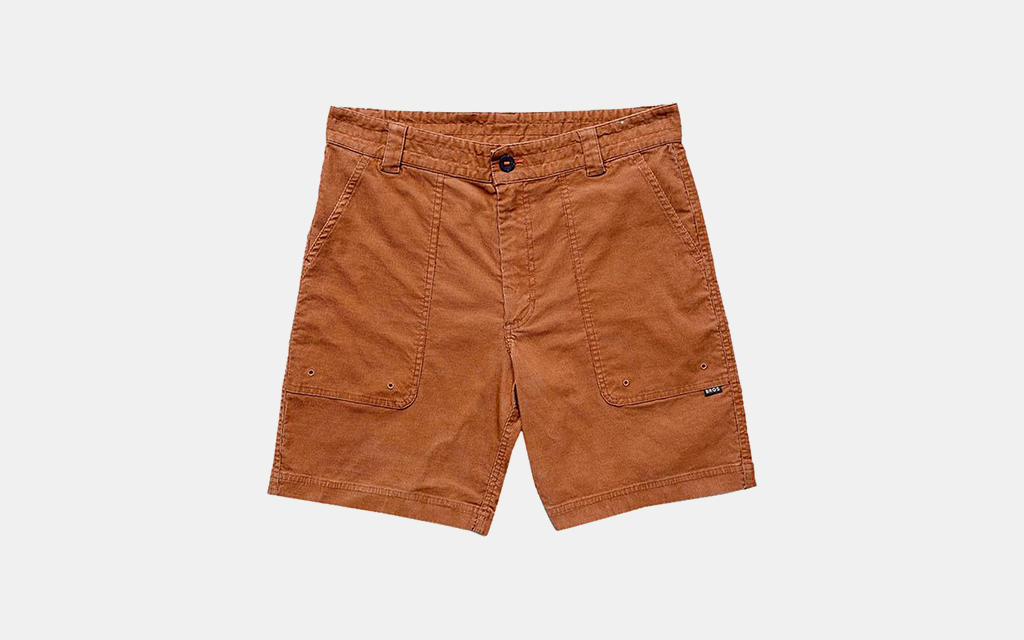 Howler Brothers Cornerstone Corduroy Shorts