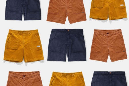 Channel Your Inner Surfer With These 9 Corduroy Shorts