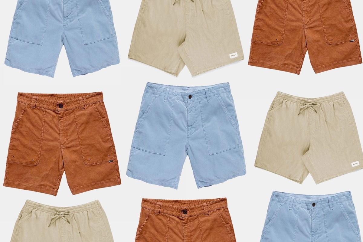 The 9 Best Corduroy Shorts for Men
