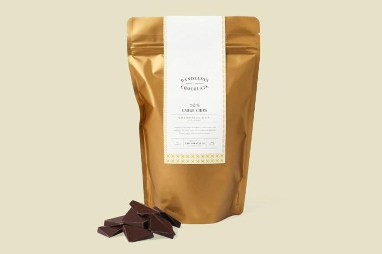 dandelion chocolate chips