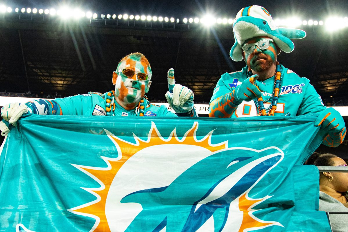 Miami Dolphins Reveal Controversial Plan to Allow 13,000 Fans at Games