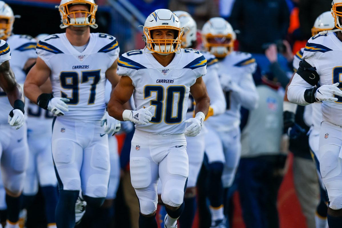 NFL Underdog Austin Ekeler Is Ready for the LA Spotlight