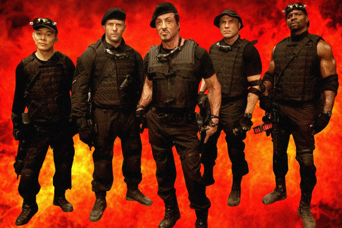 """The Expendables"" Proved That a Nostalgic Old-Guy Action Flex Could Work"
