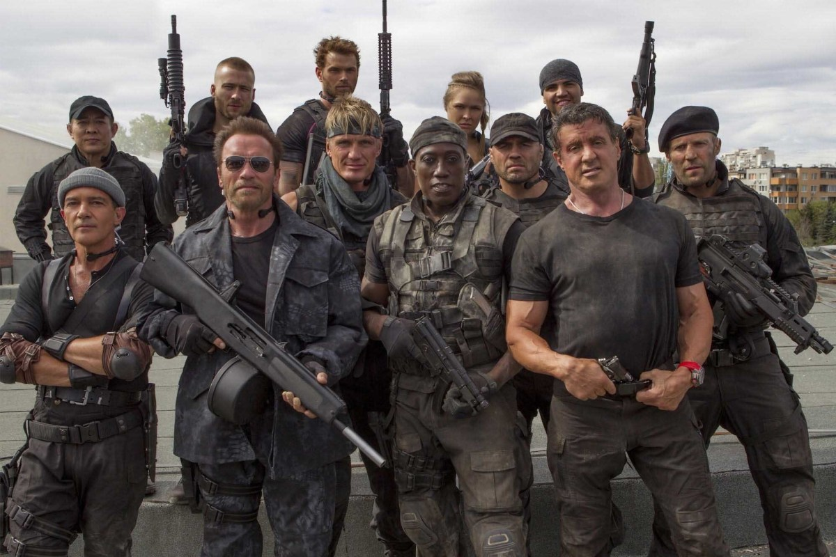 """How """"The Expendables"""" Re-Defined the Action Flick - InsideHook"""