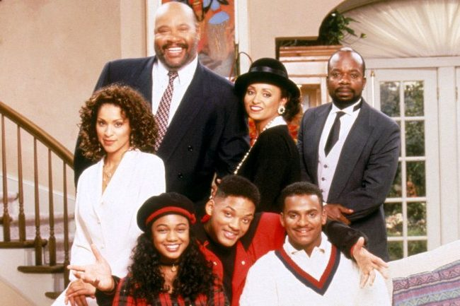 """The cast of the """"Fresh Prince of Bel-Air"""""""
