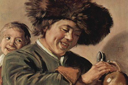 Frans Hals painting