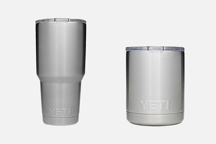 Deal: These Stainless Steel YETI Ramblers Are On Sale