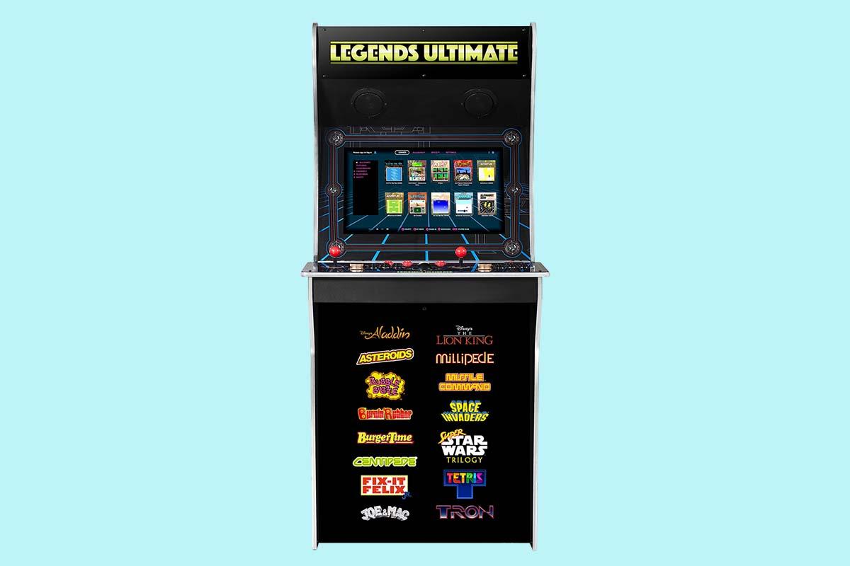 legends ultimate arcade