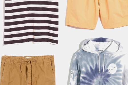 Deal: Take 30% Off Best-Selling Tees and Shorts at Madewell