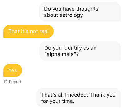 men and astrology