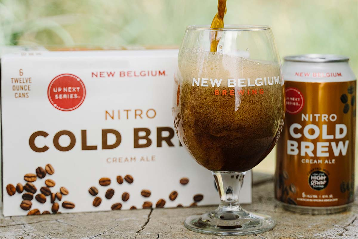 New Belgium cold brew