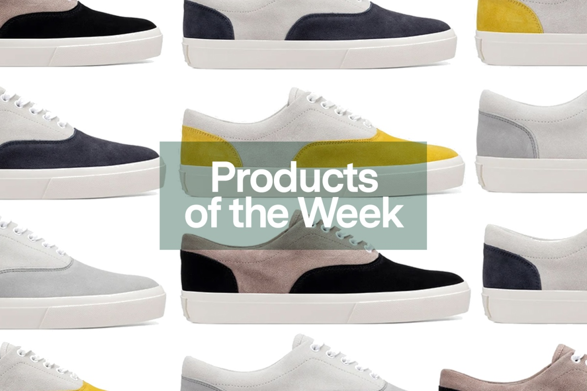 Products of the Week: Greats Sneakers, a Yankees Watch and Velvet Sofas