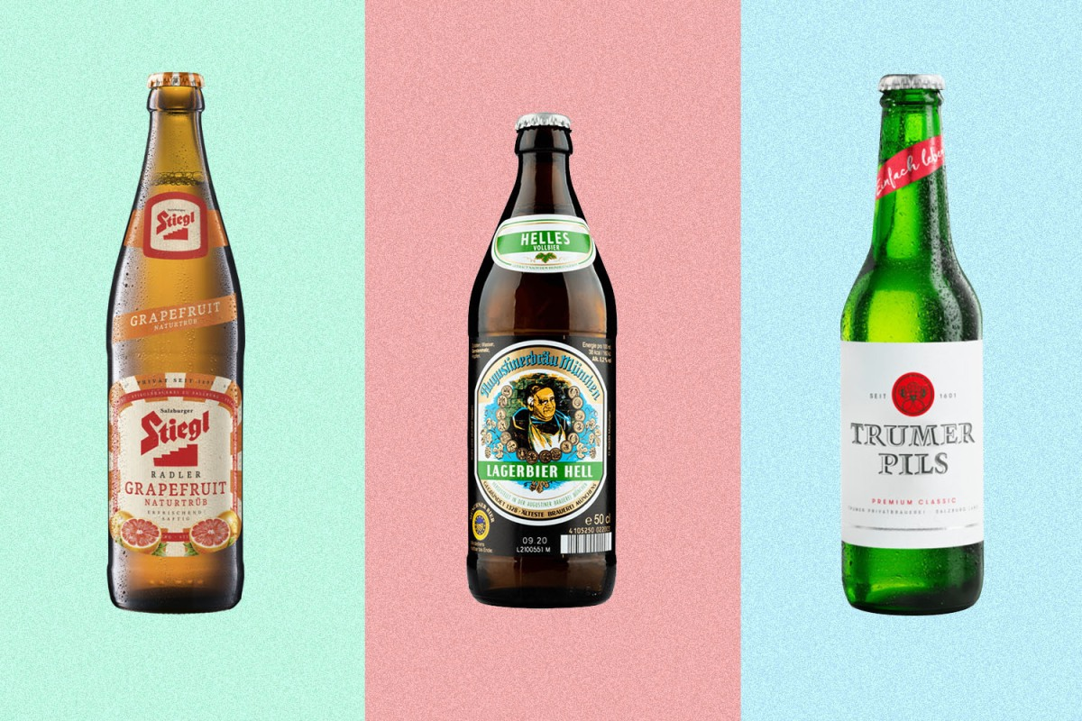 These are the beers brewers reach for when it's unbearably hot.