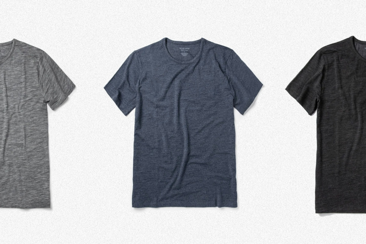 Taylor Stitch Just Dropped Their New Merino Base Collection
