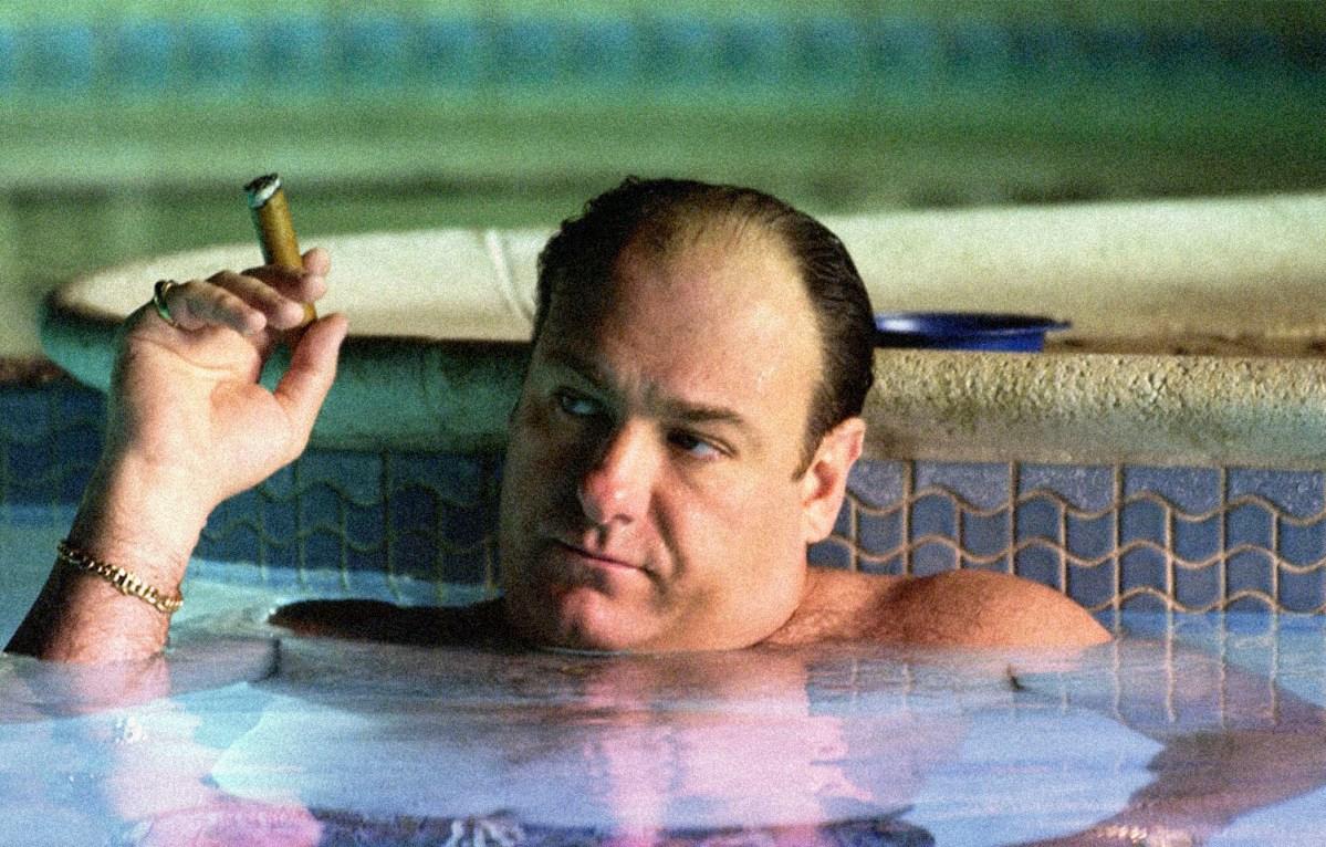 Tony Soprano: Style icon