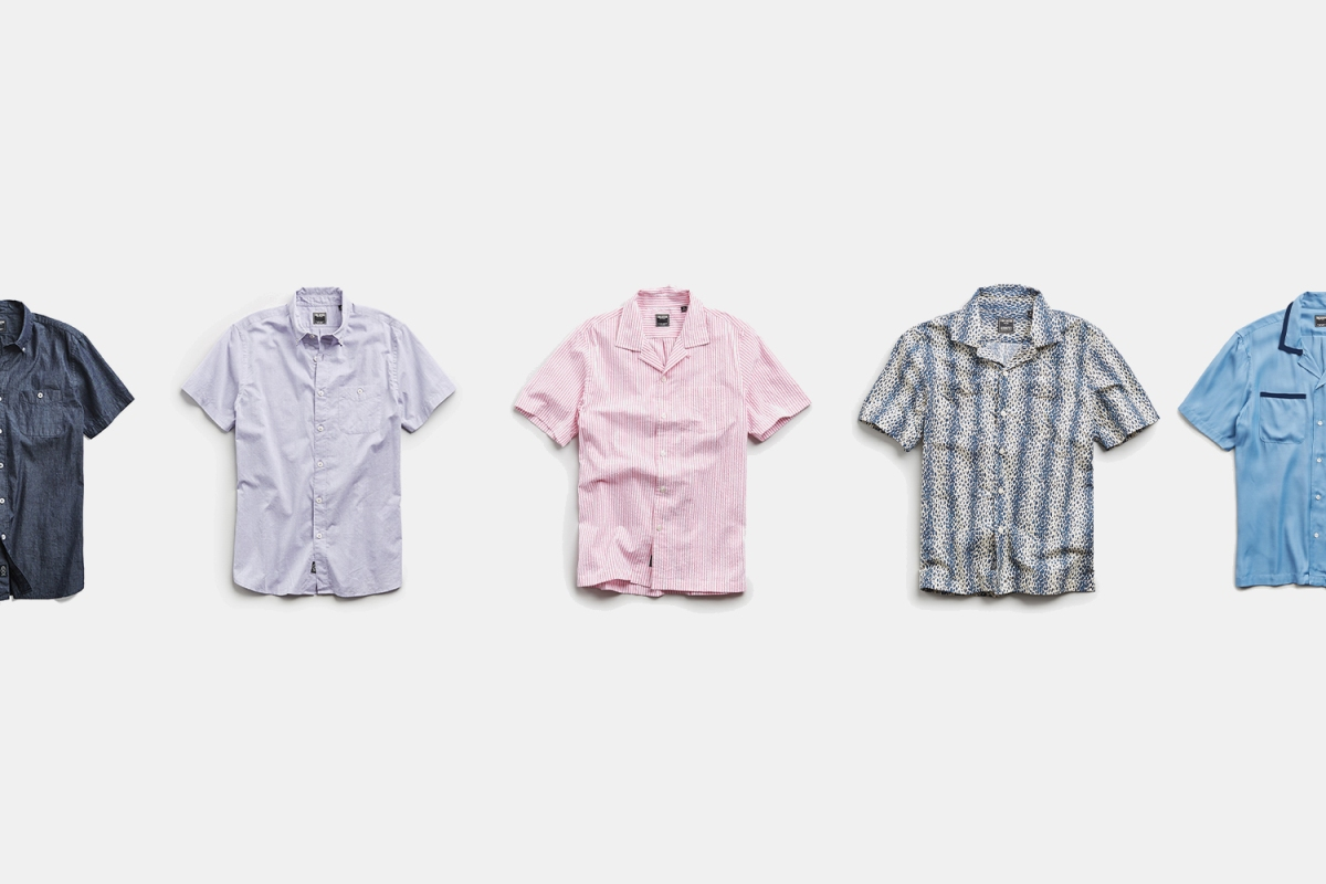 Deal: These Fun Todd Snyder Shirts Are Up to 60% Off