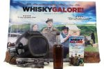 Aged whisky and other items