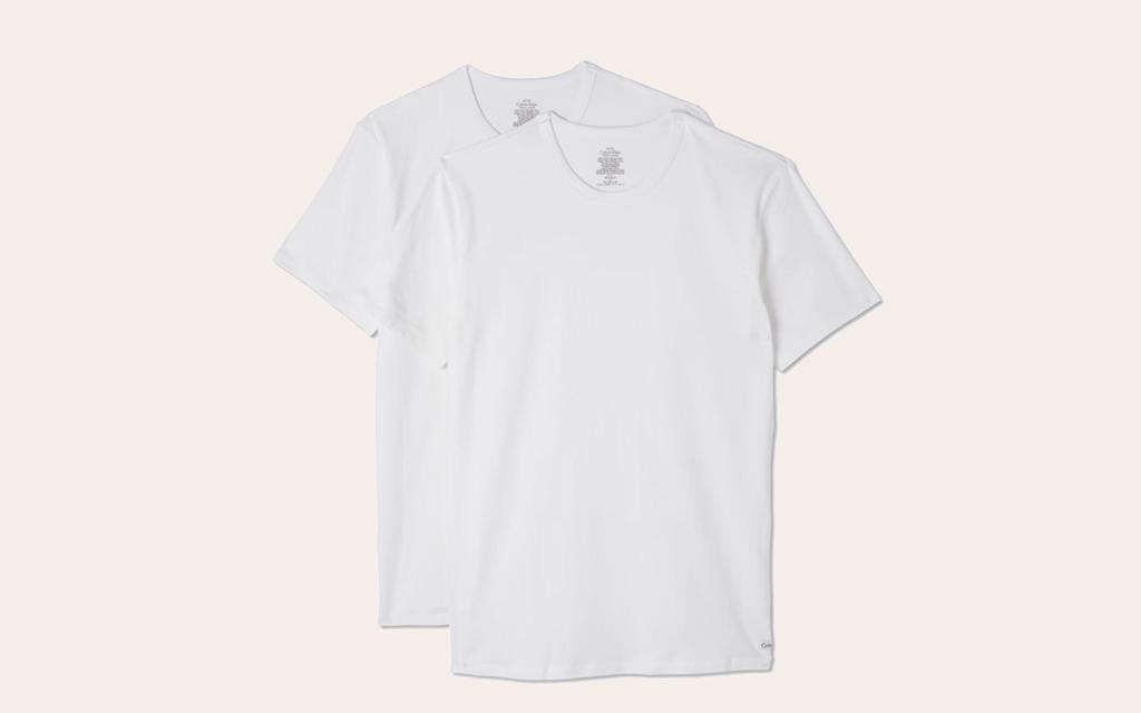 Calvin Klein Underwear 2-Pack Short Sleeve Crewneck T-Shirt