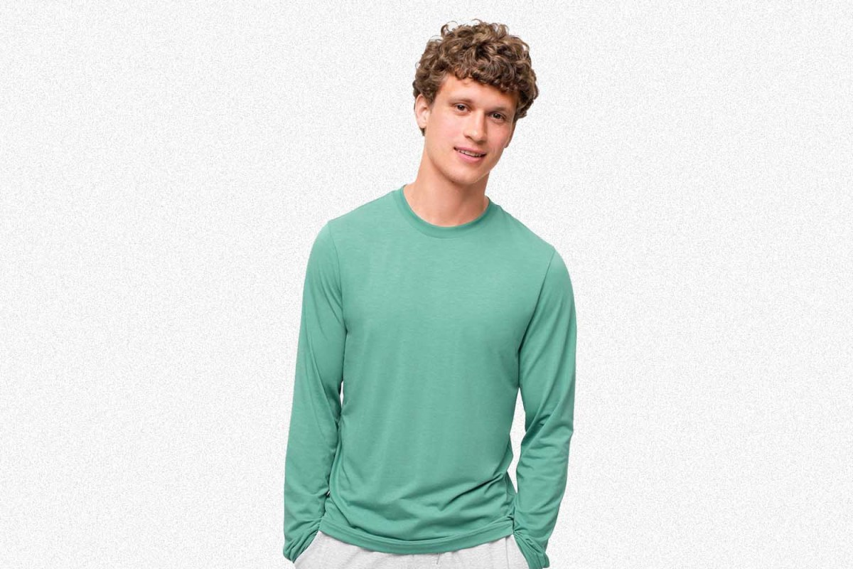 Outdoor Voices Dropped Two  Long-Sleeves You'll Wanna Sweat in This Fall