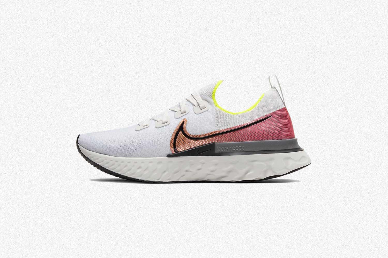 The Nike React Infinity Run Flyknit Is