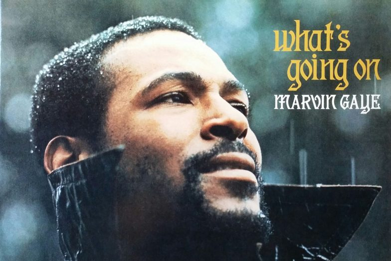 "Marvin Gaye's ""What's Going On"""