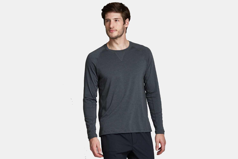Fourlaps LS T-shirt