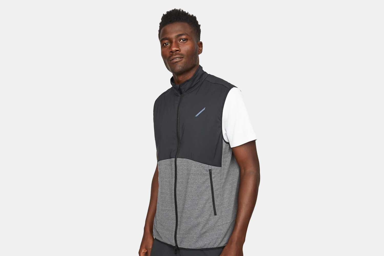 Hill City Lightweight Insulated Train Vest