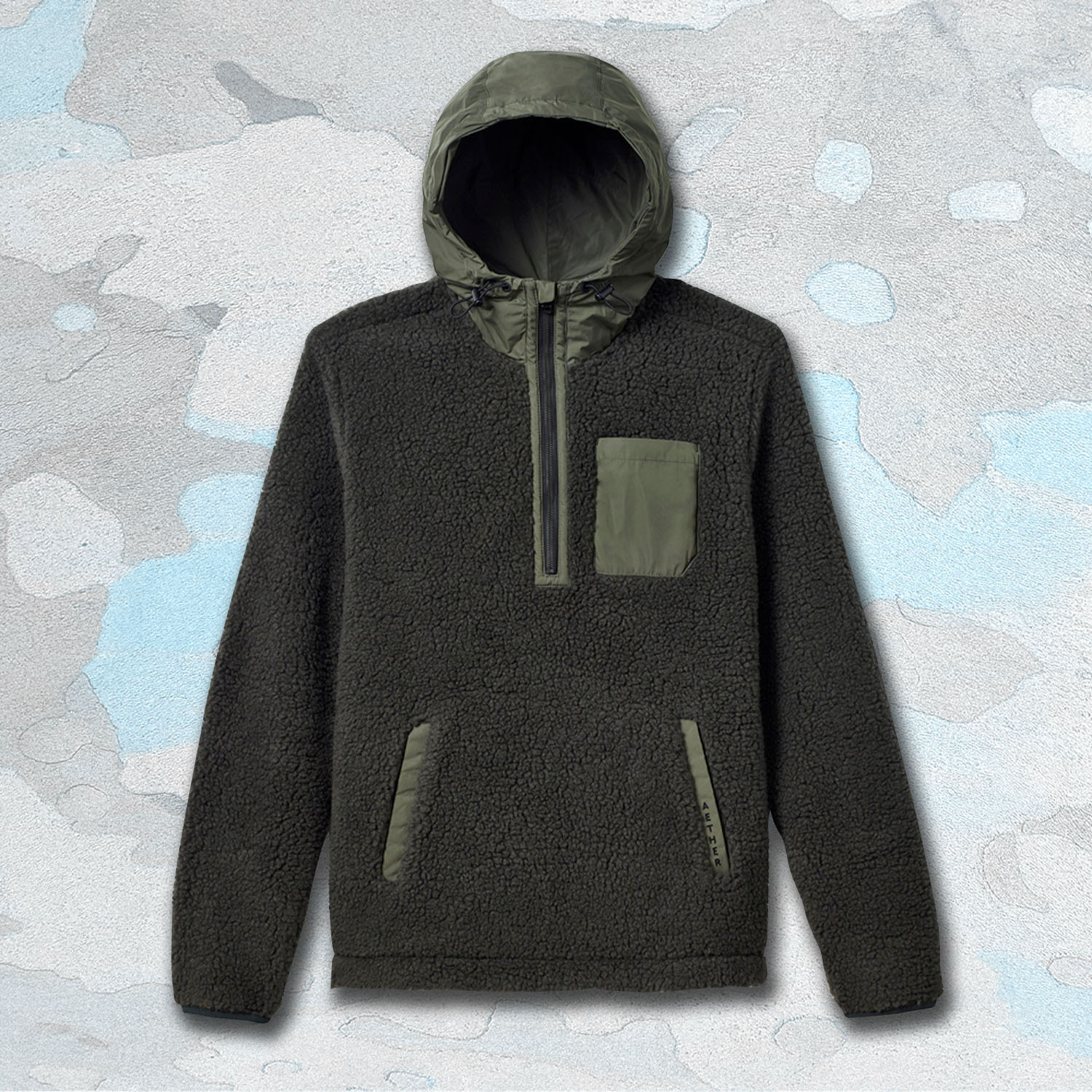 aether narrows pullover