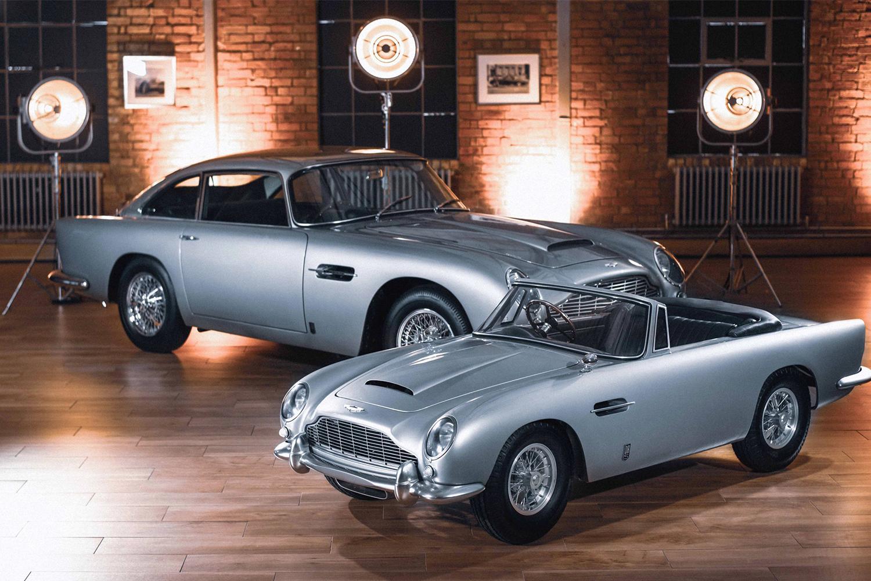 Aston Martin Db5 Junior A Mini Version Of James Bond S Car Insidehook