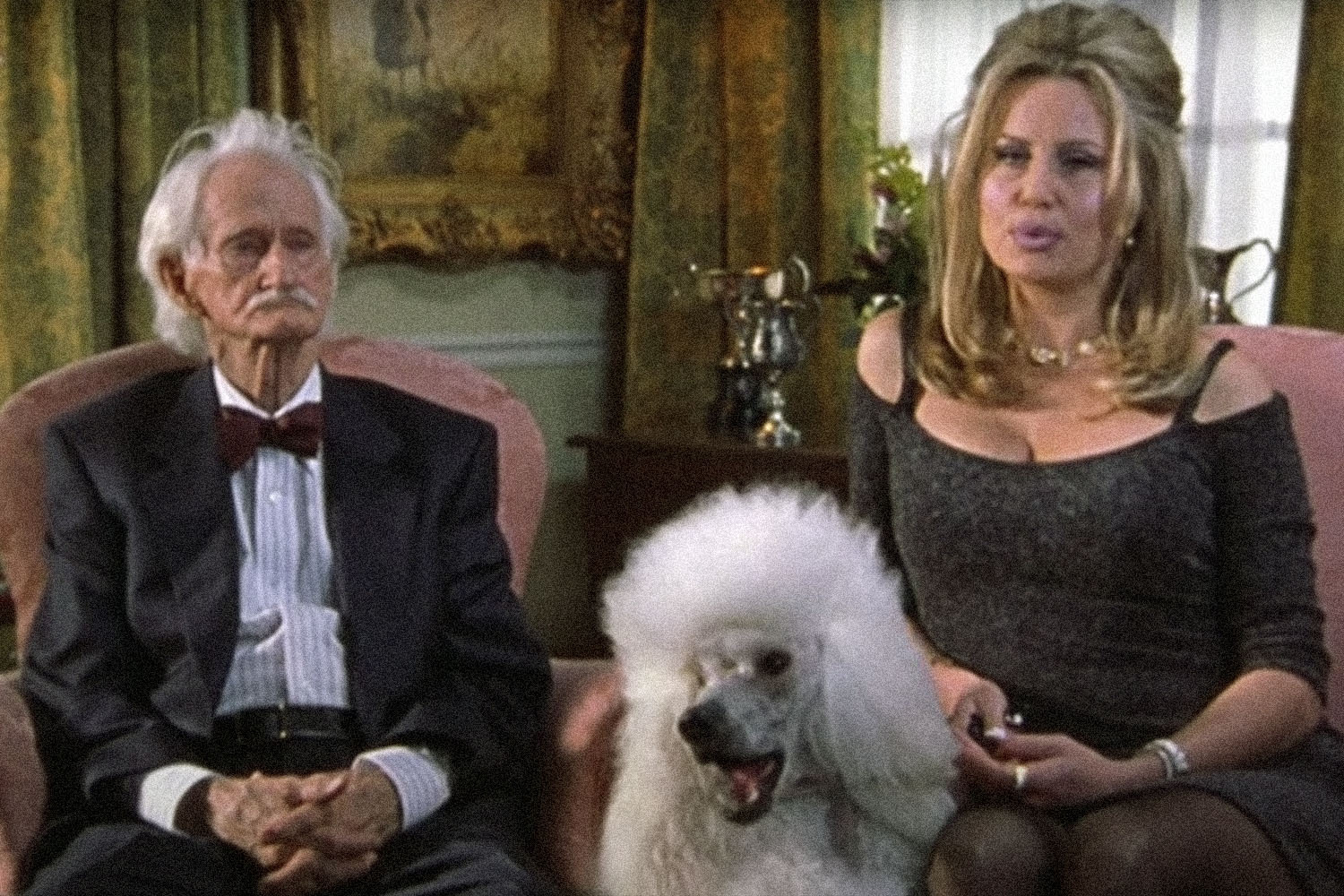 """Jennifer Coolidge and Patrick Cranshaw in """"Best in Show"""""""