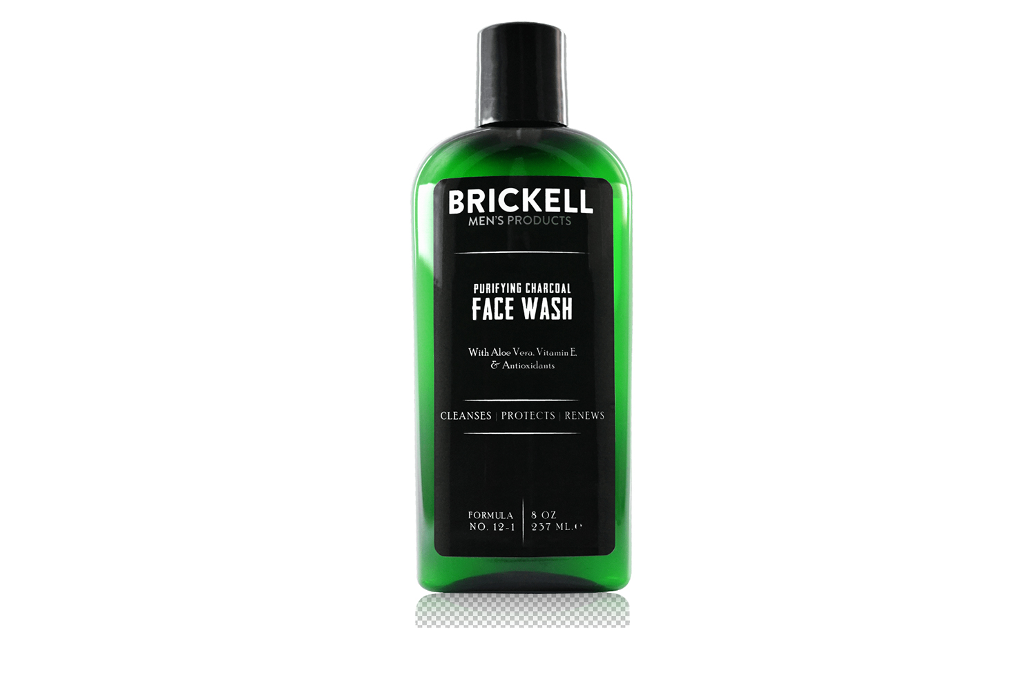 Brickell Men's Face Wash
