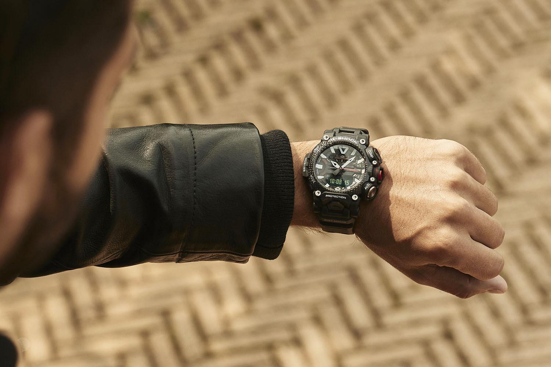 Casio g-shock gravitymaster pilot watch