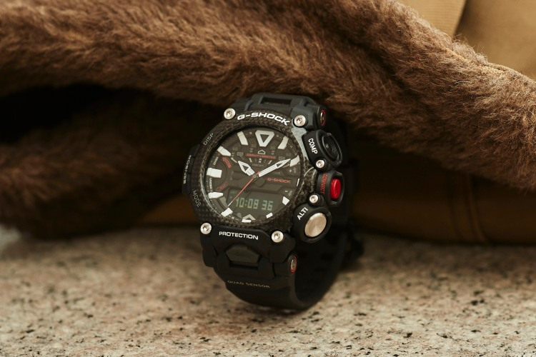 Casio g-shock gravitymaster pilot watch