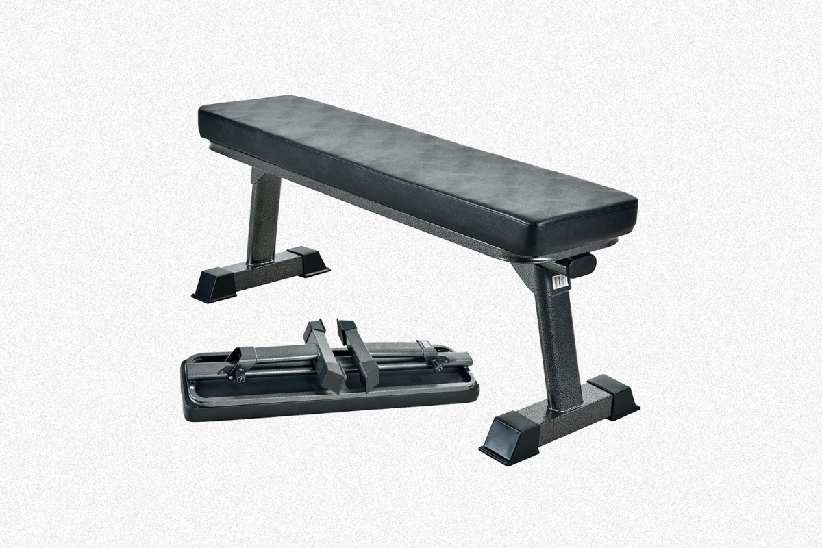 Finer Form foldable workout bench