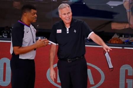 Mike D'Antoni tells the Houston Rockets he will not return as head coach.