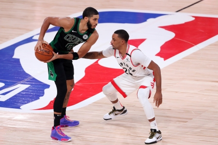The Celtics advance to Eastern Conference Finals