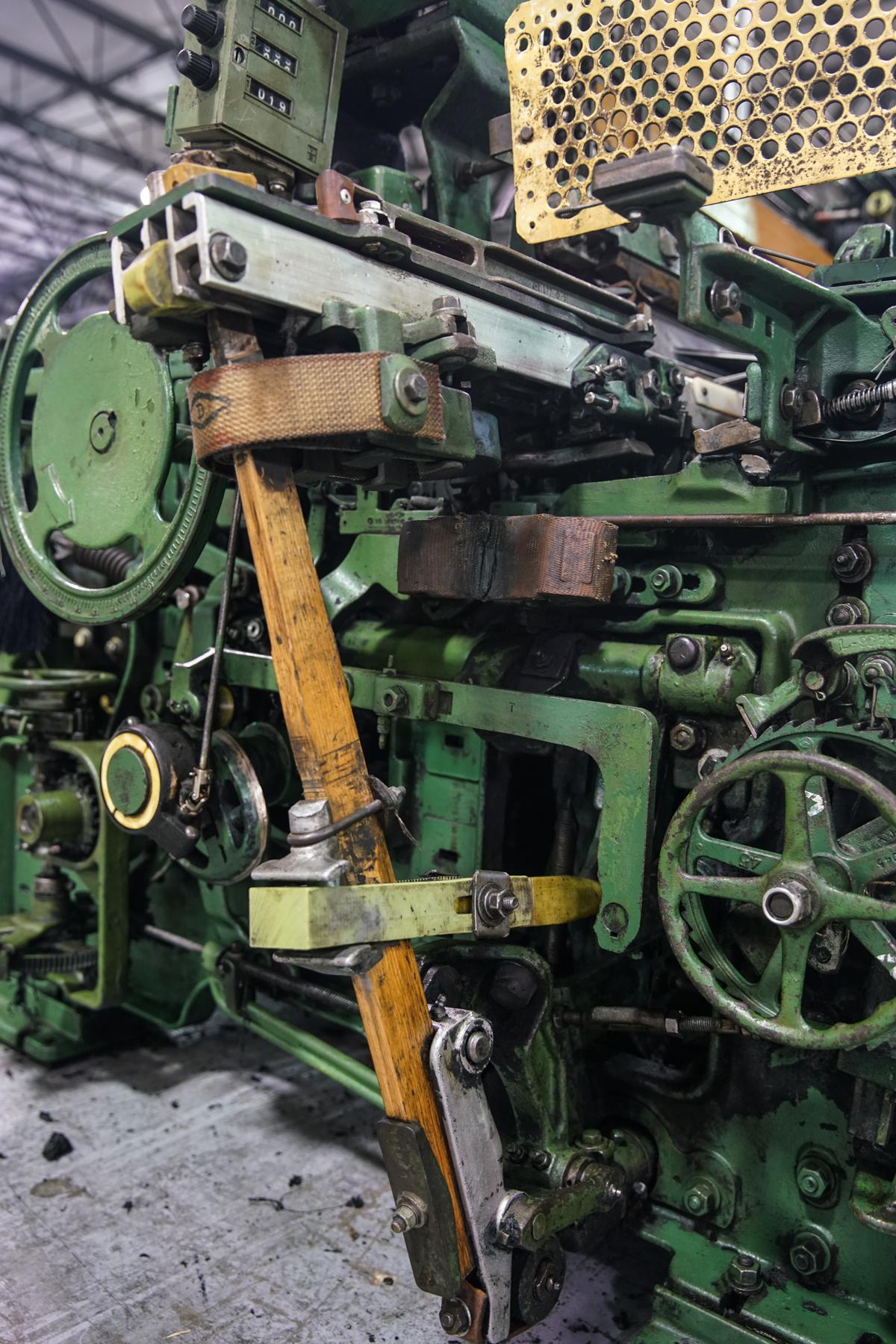 cone mills looms vidalia