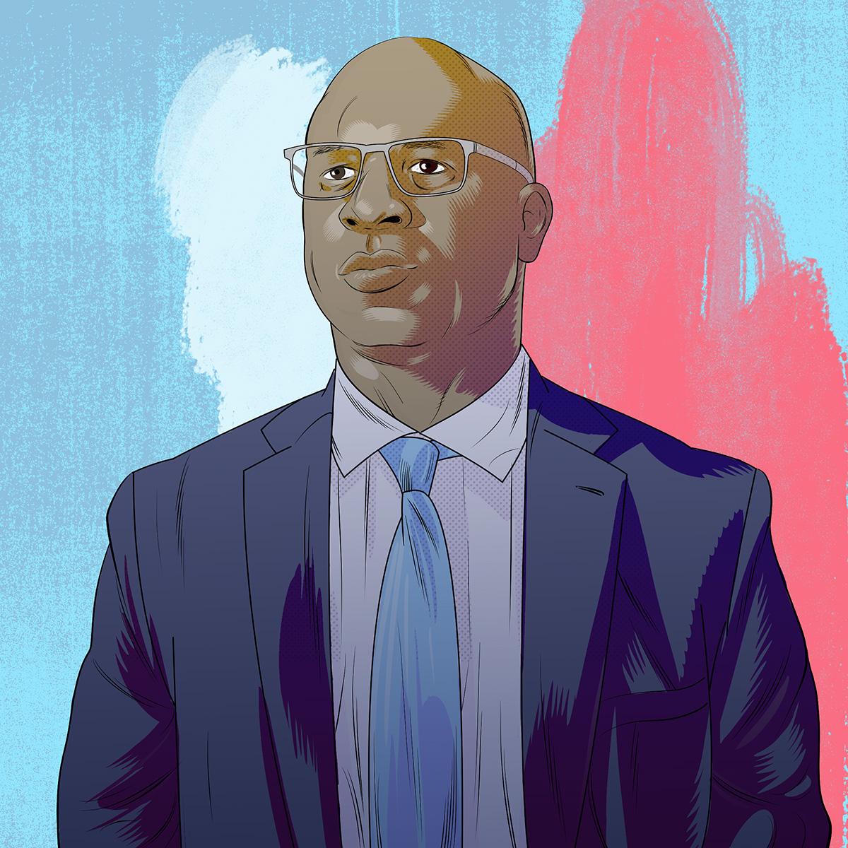Jamaal Bowman democratic congressional nominee future of leadership