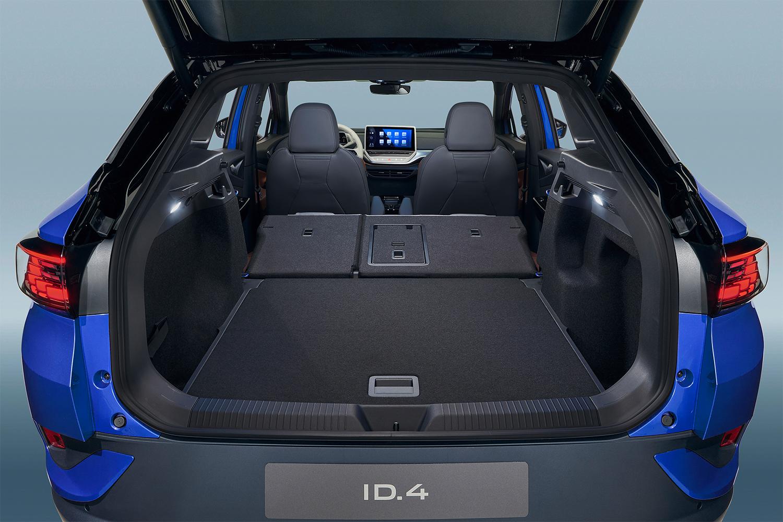 Volkswagen ID.4 cargo space