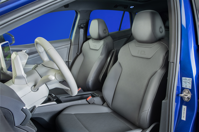 Volkswagen ID.4 front seats